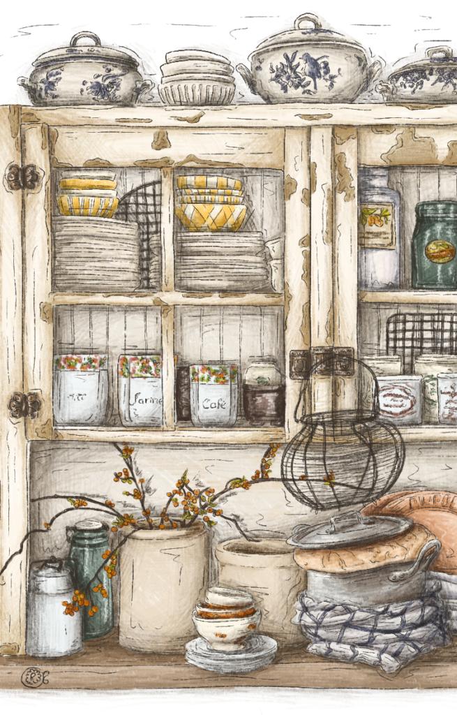 Risolatte atelier cucina