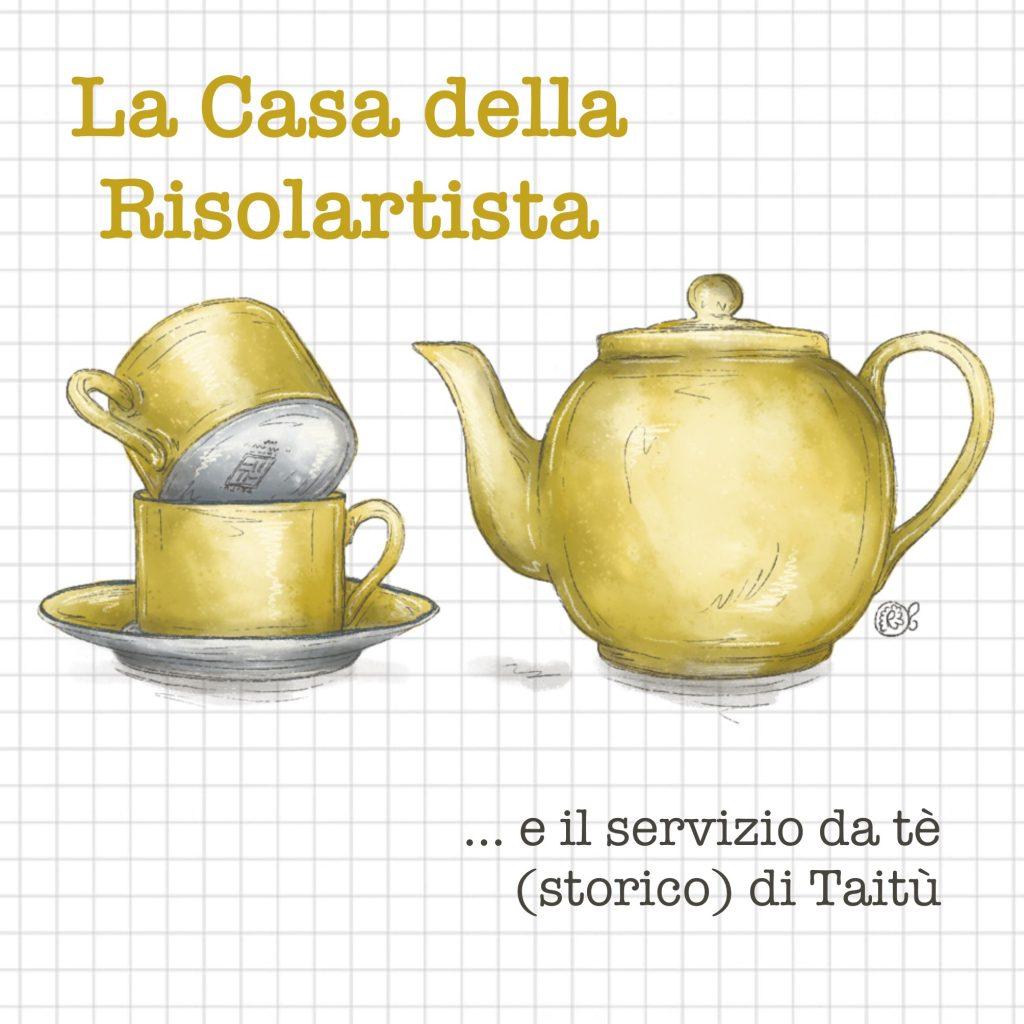 tazze tè colazione