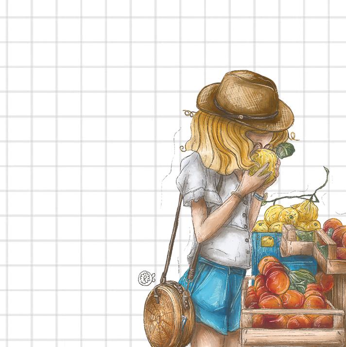 Artista al mercato